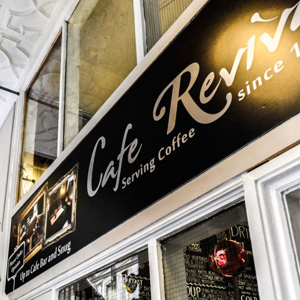 Welcome to Café Revival