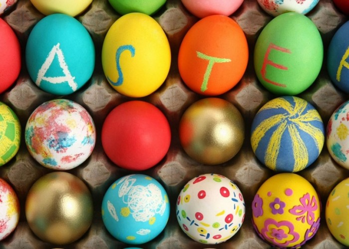 Easter Opening Times
